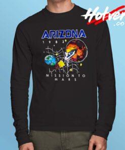 Arizona Space Mission To Mars Long Sleeve Shirt