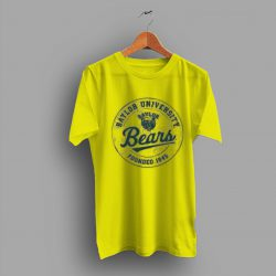 Athletic Bears Vintage Baylor University College T Shirt