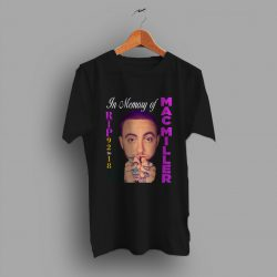 Attribute To Mac Miller Hip Hop Legend T Shirt