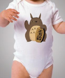 Awesome Totoro Gibli Baby Onesie Bodysuit