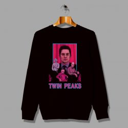 Awesome Twin Peaks Vintage Movie Sweatshirt