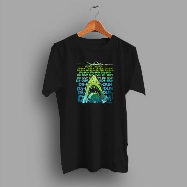 Baby Shark Doo Doo T Shirt Jaws Parody Tee
