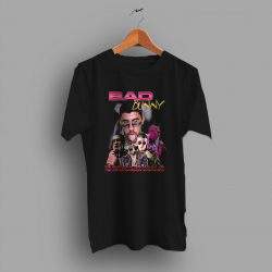 Bad Bunny 90s Hip Hop Legend T Shirt Rap Tee