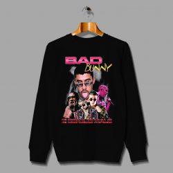 Bad Bunny El Conejo Malo Hip Hop Sweatshirt