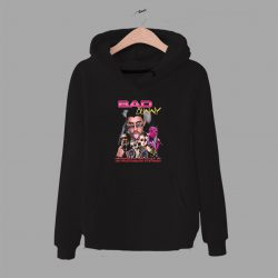 Bad Bunny Hip Hop Hoodie Rapper Outfit