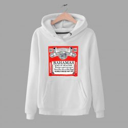 Bahamas King Of Beaches Budweiser Unisex Hoodie