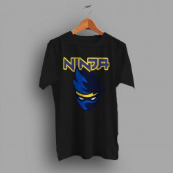 Battle Royale Fornite Ninja Game T Shirt