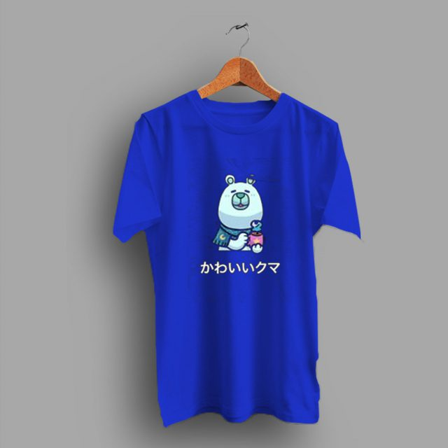 Bears Cute Japanese T Shirt