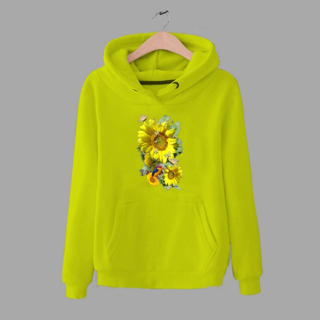 Beautiful Sunflower Unisex Hoodie
