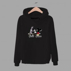 Best Buds Mickey Mouse Parody Unisex Hoodie