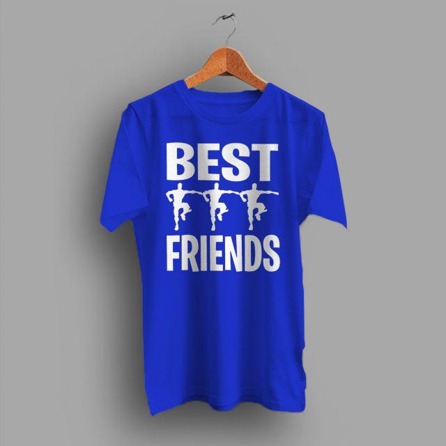 Best Friends Fortnite Game T Shirt