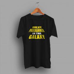 Best Programmer In The Galaxy Star Wars Geek T Shirt