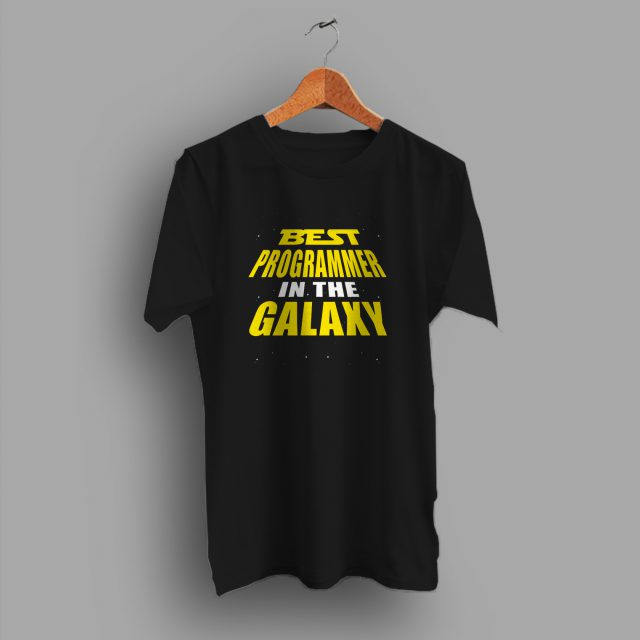 Best Programmer In The Galaxy Star Wars Geek T Shirt