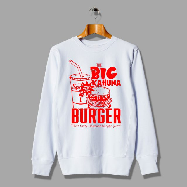 Big Kahuna Burger Pulp Fiction Unisex Sweatshirt
