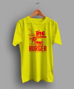 Big Kahuna Burger Pulp Fiction Vintage T Shirt