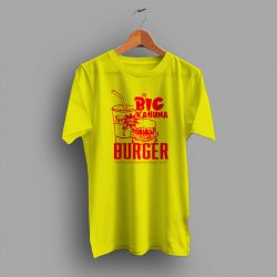 Big Kahuna Burger Pulp Fiction Vintage T Shirt