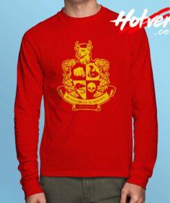 Bullworth Academy Rock Star Long Sleeve Shirt