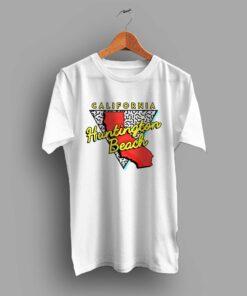 California Huntington Beach Summer T Shirt