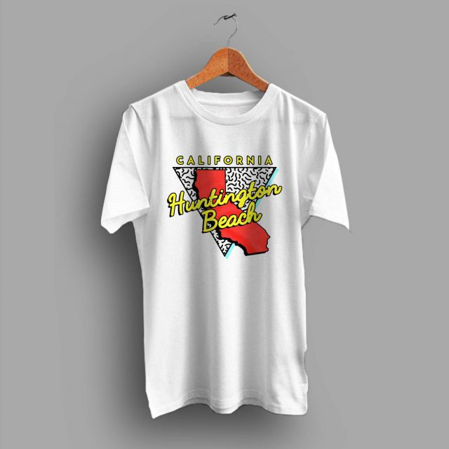 California Huntington Beach Summer T Shirt