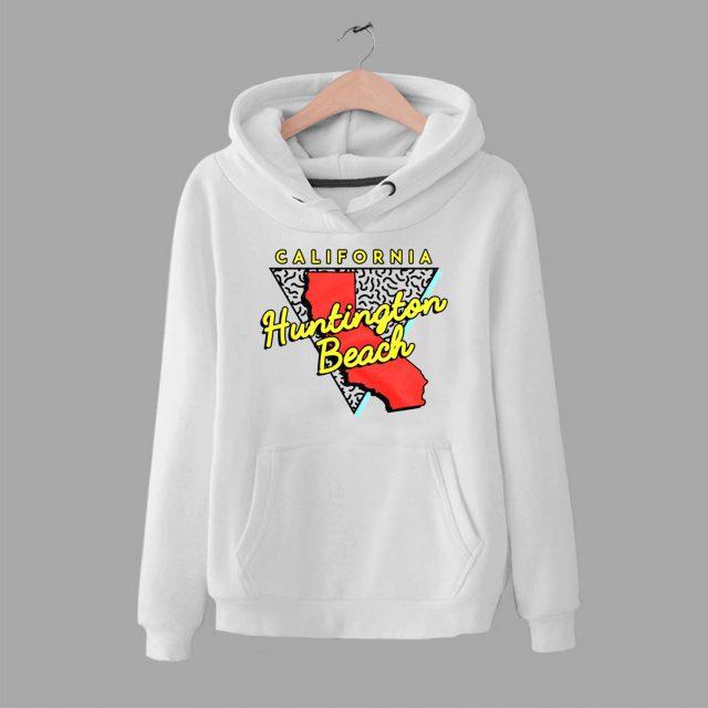 California Huntington Beach Unisex Hoodie