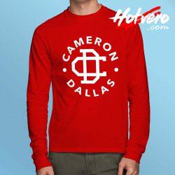 Cameron Dallas Symbol Long Sleeve T Shirt