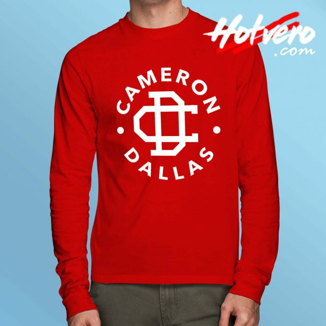 Cameron Dallas Symbol Long Sleeve T Shirt