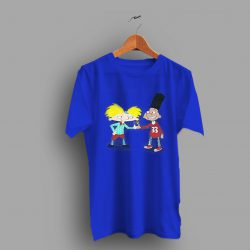 Cartoon 90s Kids Hey Arnold Classic T Shirt