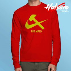 Cheap Air Karl Marx Long Sleeve Shirt