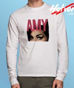 Cheap Ami Winehouse Eye Long Sleeve Shirt