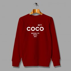 Cheap COCO No 7 Brooklyn Inspired Sweatshirt