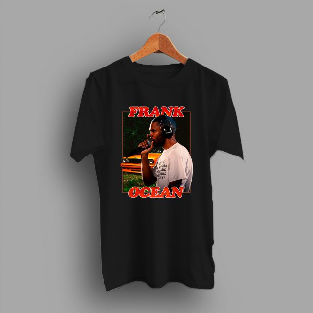 Cheap Frank Ocean Hip Hop Rapper T Shirt