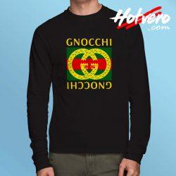Cheap Gnocchi GC Parody Long Sleeve T Shirt