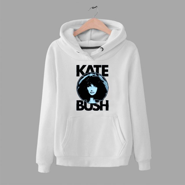 Cheap Kate Bush Face English Art Vintage Hoodie