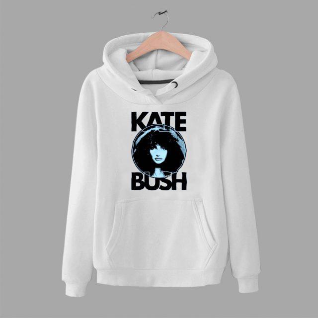 Cheap Kate Bush Face English Art Vintage Hoodie