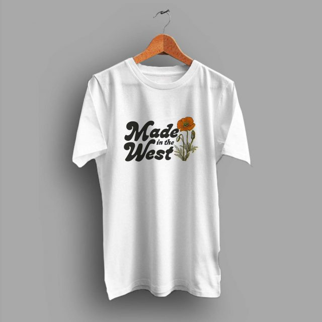 Cheap Made In The West Summer T Shirt