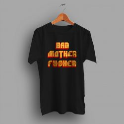 Cheap Pulp Fiction Bad Mother Fucker Vintage T Shirt