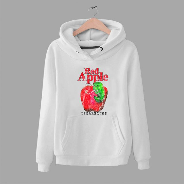 Cheap Red Apple Cigarettes Kill Bill Vintage Unisex Hoodie