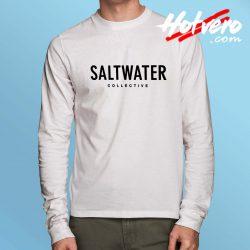 Cheap Saltwater Collective Long Sleeve Shirt