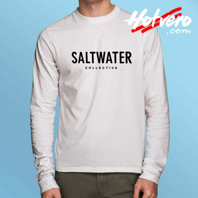 Cheap Saltwater Collective Long Sleeve Shirt