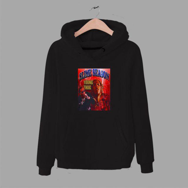 Cheap Slime Season Young Thug Rap Hip hop Hoodie
