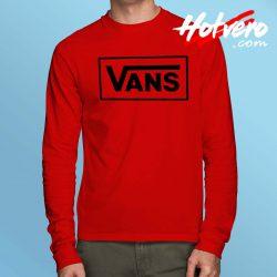 Cheap Vans Off Symbol Long Sleeve Shirt