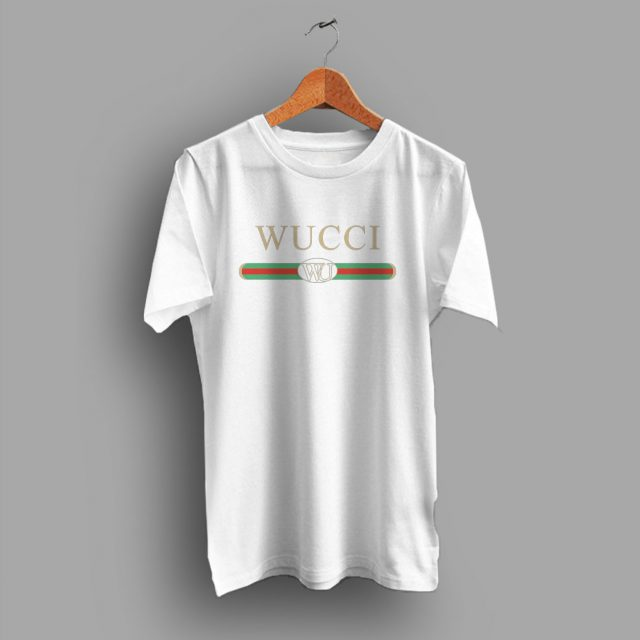Cheap Wucci GC Parody Inspired T Shirt