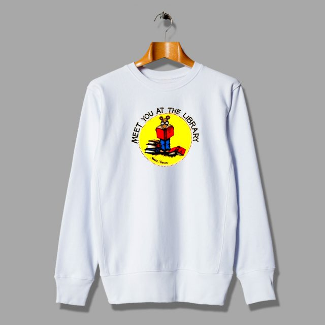 Classic Arthur Meet You At The Library Sweatshirt