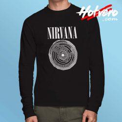 Classic Nirvana Circle Long Sleeve Shirt