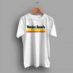 Classic Venice Beach California Summer T Shirt