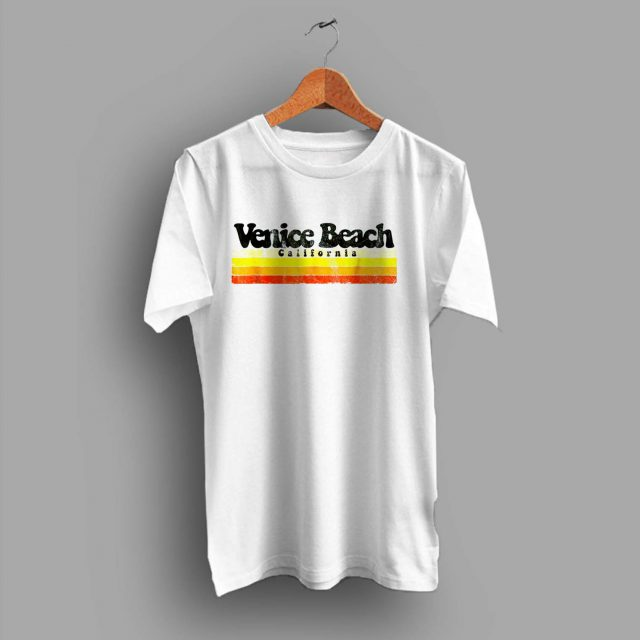 Classic Venice Beach California Summer T Shirt