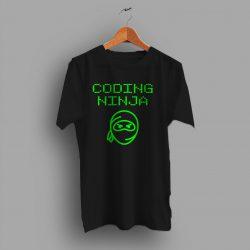 Coding Ninja Programmer Gift Geek T Shirt