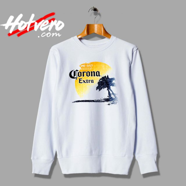 Corona Extra Beer Palm Beach Unisex Sweatshirt