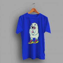 Creepy Cute Monster Retro T Shirt