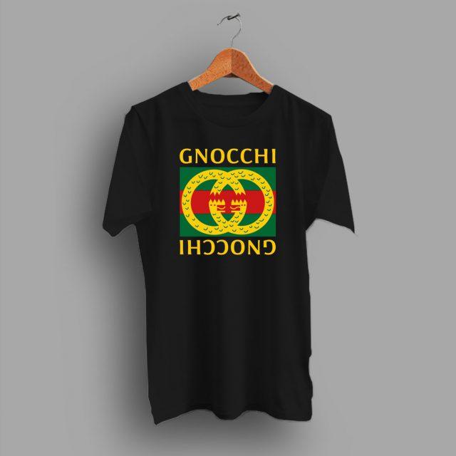 Cute Gnocchi Gucci Parody Inspired T Shirt
